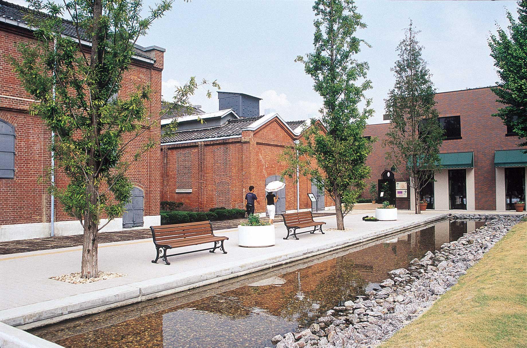 Noritake Garden Nagoya Garden Ftempo